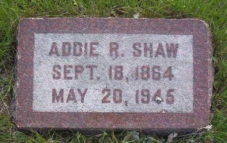 SHAW, ADELINE RACHEL