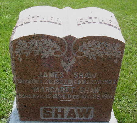 SHAW, MARGARET - Harrison County, Iowa | MARGARET SHAW