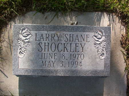 SHOCKLEY, LARRY SHANE - Harrison County, Iowa | LARRY SHANE SHOCKLEY