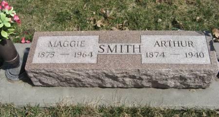 SMITH, ARTHUR - Harrison County, Iowa   ARTHUR SMITH