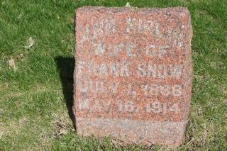 KIRLIN SNOW, ANN - Harrison County, Iowa | ANN KIRLIN SNOW