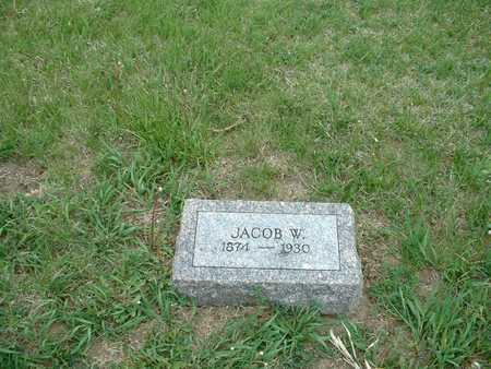 SNYDER, JACOB W. - Harrison County, Iowa | JACOB W. SNYDER