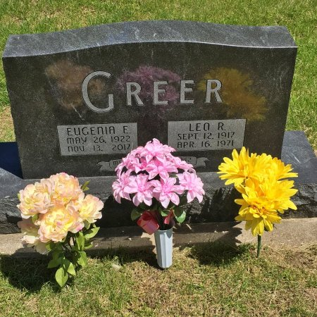 GREER, LEO R. - Harrison County, Iowa | LEO R. GREER