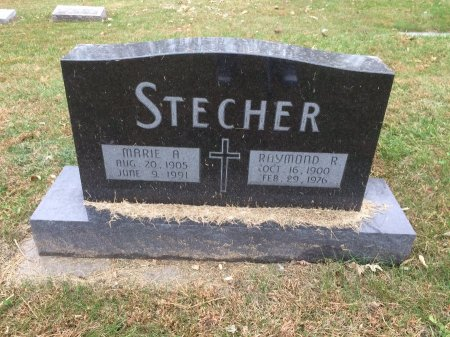 GREER STECHER, MARIE A. - Harrison County, Iowa | MARIE A. GREER STECHER