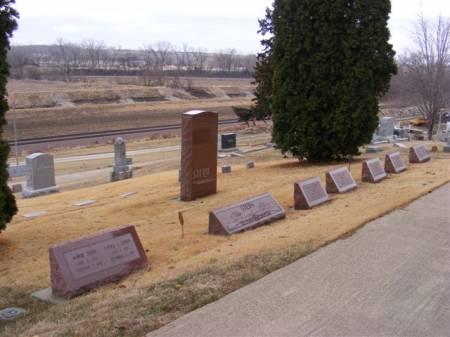 STERN, ALMOR - Harrison County, Iowa | ALMOR STERN