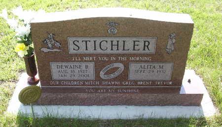 STICHLER, DEWAINE B. - Harrison County, Iowa | DEWAINE B. STICHLER