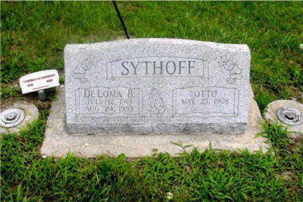 SYTHOFF, DELOMA B - Harrison County, Iowa | DELOMA B SYTHOFF