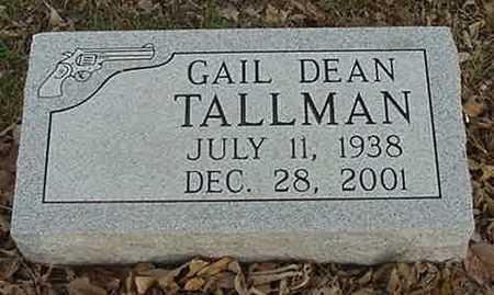 TALLMAN, GAIL DEAN - Harrison County, Iowa | GAIL DEAN TALLMAN