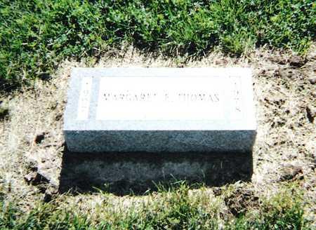 HICKS THOMAS, MARGARET E. - Harrison County, Iowa | MARGARET E. HICKS THOMAS