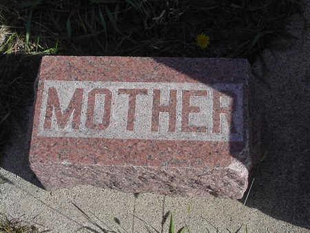 TIETSORT, NANCY A - Harrison County, Iowa | NANCY A TIETSORT