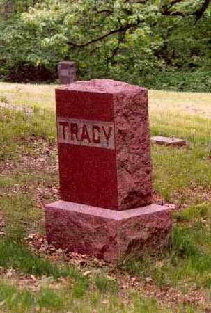 TRACY, FAMILY STONE - Harrison County, Iowa | FAMILY STONE TRACY
