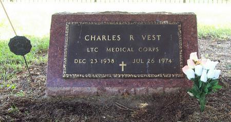 VEST, CHARLES - Harrison County, Iowa | CHARLES VEST