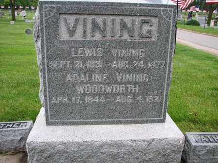 VINING, LEWIS - Harrison County, Iowa | LEWIS VINING