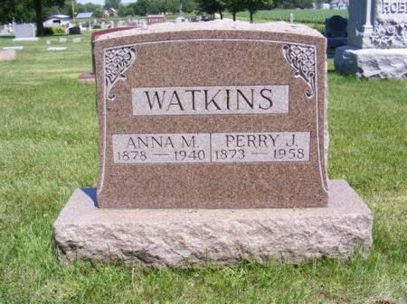 WATKINS, PERRY JACOB - Harrison County, Iowa | PERRY JACOB WATKINS