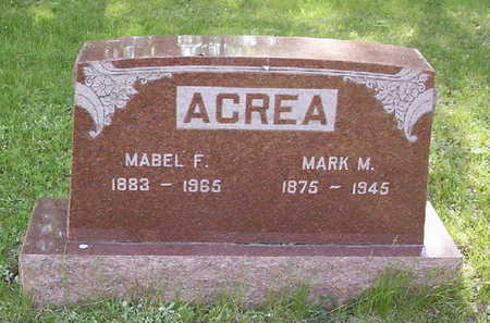 WEATHERLY, MARK M. - Harrison County, Iowa | MARK M. WEATHERLY