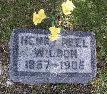 WILSON, HENRY REEL - Harrison County, Iowa | HENRY REEL WILSON