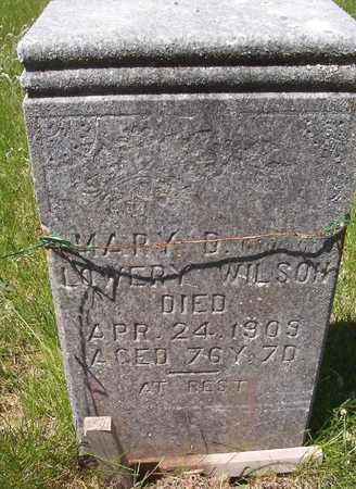 ACREA WILSON, MARY D. - Harrison County, Iowa | MARY D. ACREA WILSON