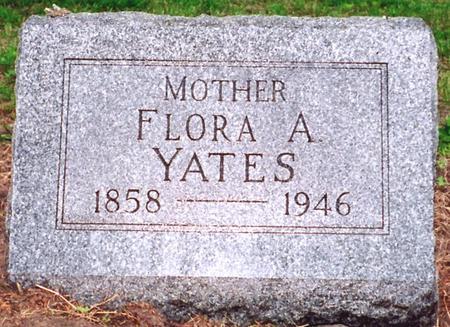 YATES, FLORA - Harrison County, Iowa | FLORA YATES