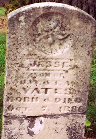 YATES, JESSE - Harrison County, Iowa | JESSE YATES