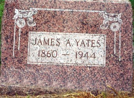 YATES, JAMES - Harrison County, Iowa | JAMES YATES