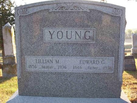 YOUNG, EDWARD G - Harrison County, Iowa | EDWARD G YOUNG