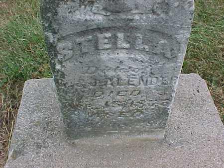 ALENDER, STELLA - Henry County, Iowa | STELLA ALENDER