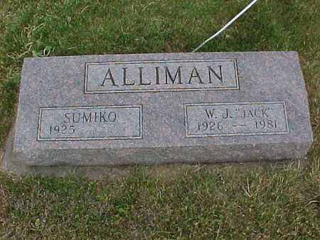 ALLIMAN, SUMIKO - Henry County, Iowa | SUMIKO ALLIMAN
