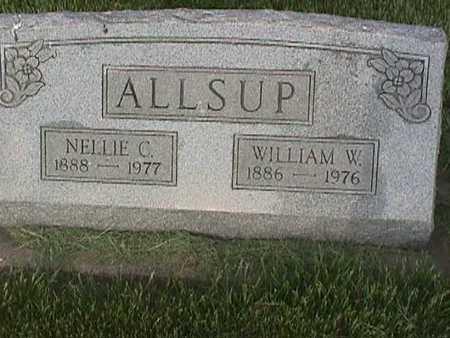ALLSUP, WILLIAM - Henry County, Iowa | WILLIAM ALLSUP
