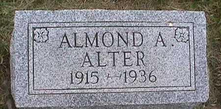 ALTER, ALMOND - Henry County, Iowa   ALMOND ALTER