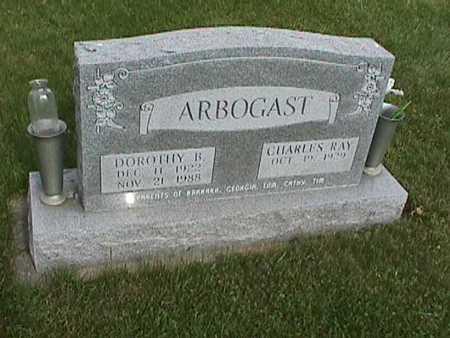 ARBOGAST, CHARLES - Henry County, Iowa   CHARLES ARBOGAST