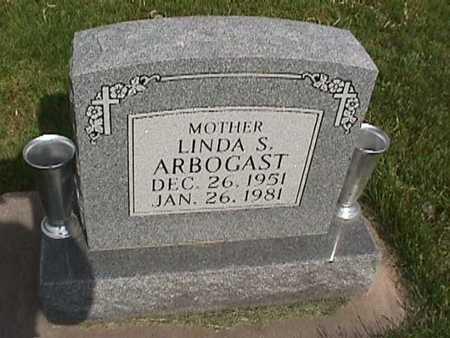 ARBOGAST, LINDA S. - Henry County, Iowa   LINDA S. ARBOGAST