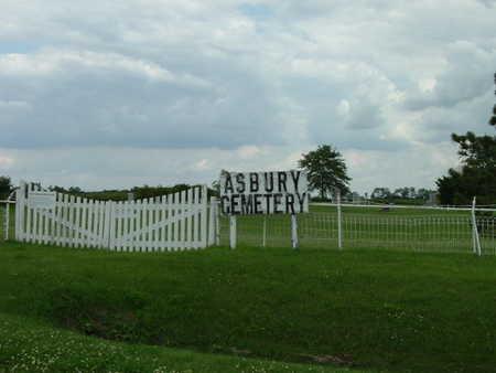 ASBURY, CEMETERY - Henry County, Iowa | CEMETERY ASBURY