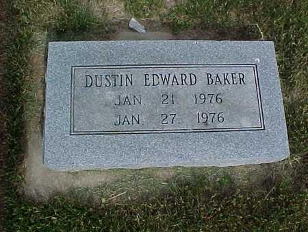 BAKER, DUSTIN EDWARD - Henry County, Iowa   DUSTIN EDWARD BAKER
