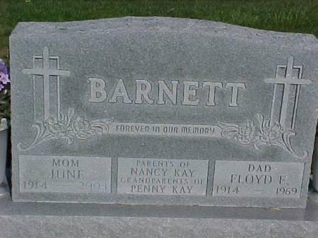 BARNETT, FLOYD F. - Henry County, Iowa | FLOYD F. BARNETT