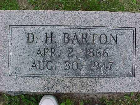 BARTON, D. H. - Henry County, Iowa | D. H. BARTON