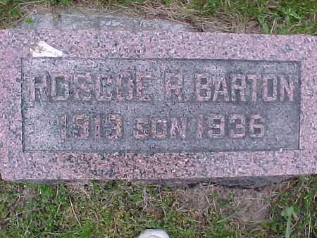 BARTON, ROBERT R. - Henry County, Iowa | ROBERT R. BARTON