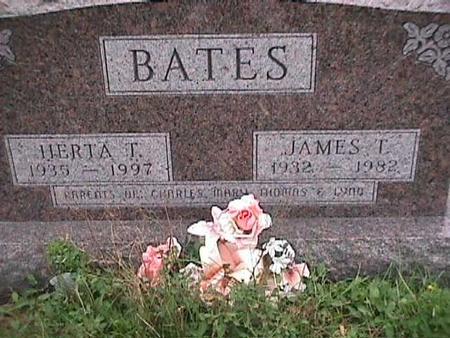 BATES, HERTA - Henry County, Iowa | HERTA BATES