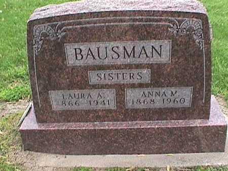 BAUSMAN, LAURA - Henry County, Iowa | LAURA BAUSMAN