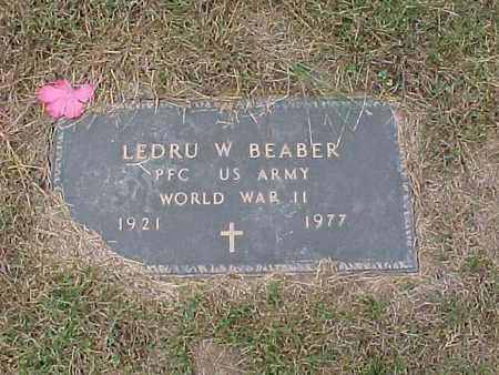BEABER, LEDRU - Henry County, Iowa   LEDRU BEABER