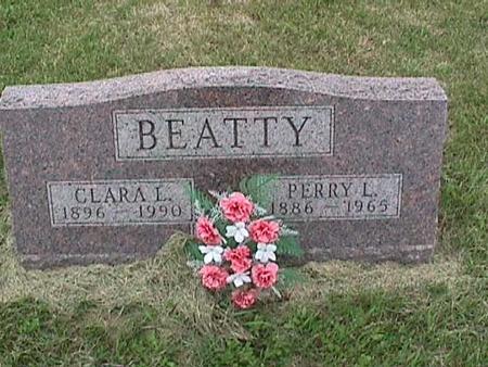 BEATTY, CLARA - Henry County, Iowa | CLARA BEATTY