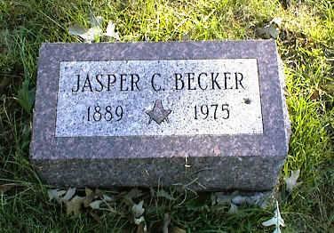 BECKER, JASPER