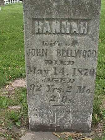 BELLWOOD, HANNAH - Henry County, Iowa | HANNAH BELLWOOD