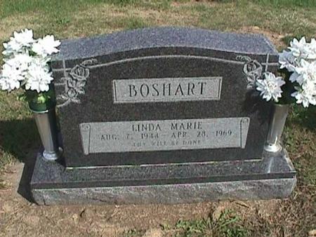 BOSHART, LINDA MARIE - Henry County, Iowa | LINDA MARIE BOSHART