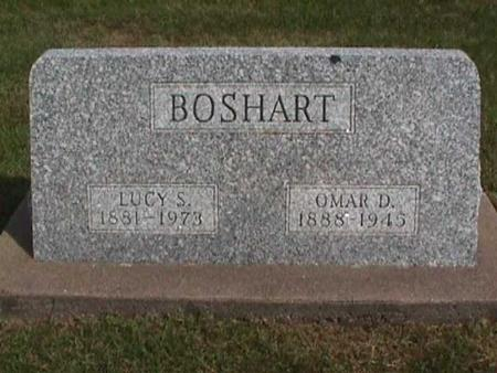 BOSHART, LUCY S. - Henry County, Iowa | LUCY S. BOSHART