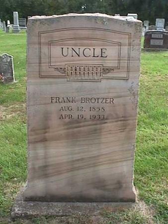 BROTZER, FRANK - Henry County, Iowa | FRANK BROTZER
