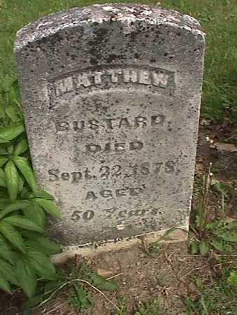 BUSTARD, MATTHEW - Henry County, Iowa | MATTHEW BUSTARD