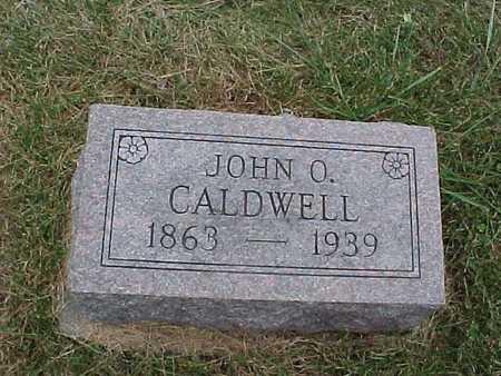 CALDWELL, JOHN O. - Henry County, Iowa | JOHN O. CALDWELL
