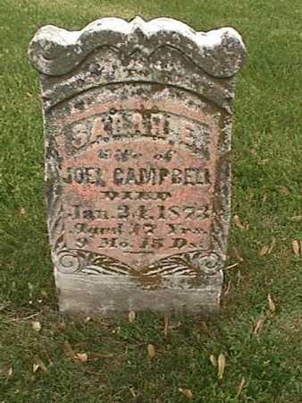 CAMPBELL, SARAH E. - Henry County, Iowa | SARAH E. CAMPBELL