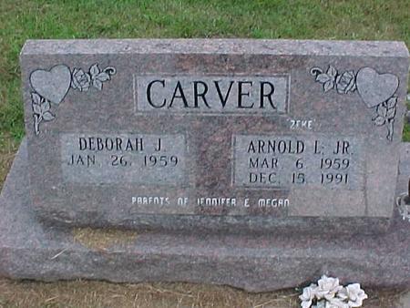 CARVER, ARNOLD JR.