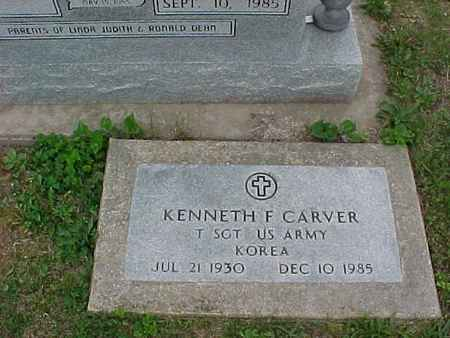 CARVER, KENNETH - Henry County, Iowa | KENNETH CARVER